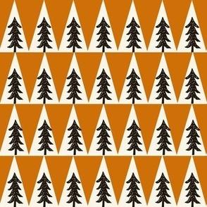 trees // orange brown neutral boys tree forest woodland