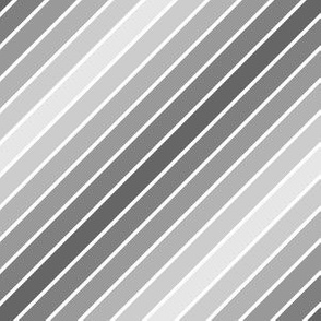 04595580 : diagonal pinstripe : greyscale