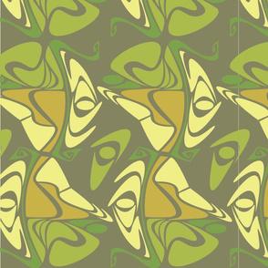Wave Nouveau-Olive