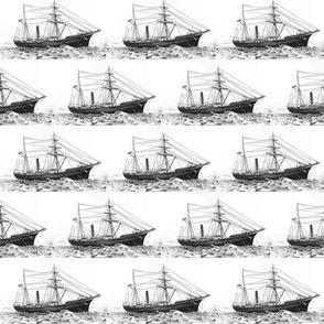 Danita's Tall Sailing Ship