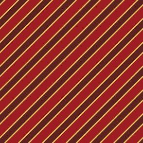 school idol cafe maid - red stripes