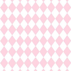 pink harlequin