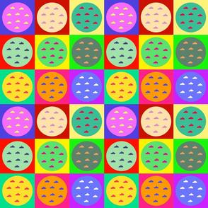 Dean's Pop Art Cookies