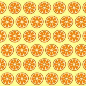 Summer Orange Yellow