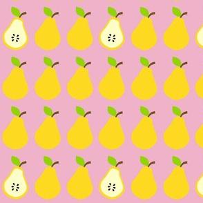 Juicy Pears Pink