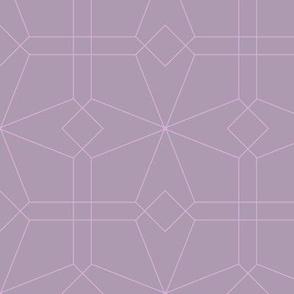 Bohemian Babe Architect Purple Heart