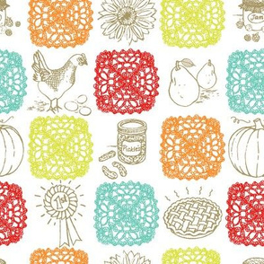 Pumpkins, Pickles & Pie, Oh My!