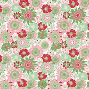 Pretty Protea Cotton