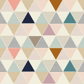 Modern Geometric - Vintage