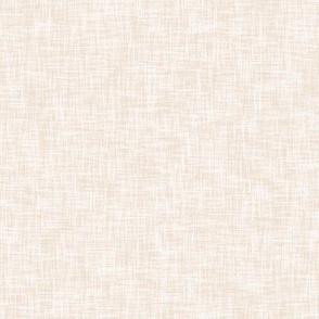 eggnog // linen look fabric champagne light linen