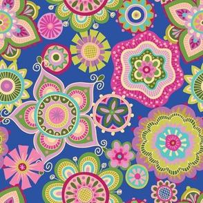 Folky Dokey-Boho-Dream colorway