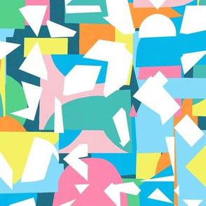 Fragments - Pastel Rainbow