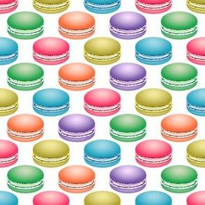 Pop Art Macarons