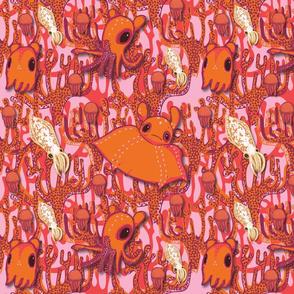 Dumbo Octopi & Squid-bright