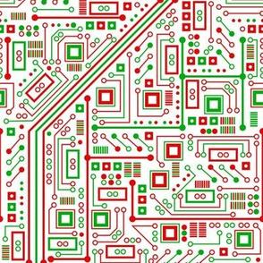 Merry Robot Circuits (light)