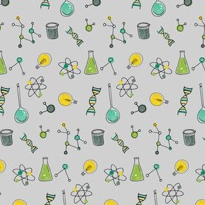 Science is Cool Grey