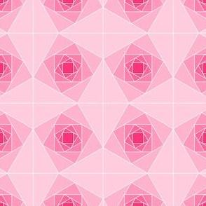 04633249 : square geo roses : Pr