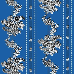 "Kae's Wishing Fabric - #9 - ""European1"""