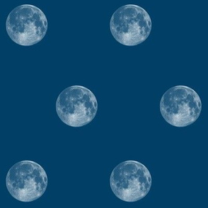 blue moon polkadot