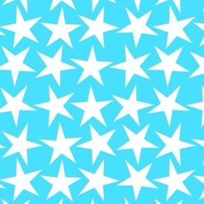 big star sky blue