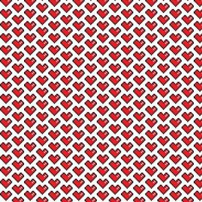 Pixel Heart (red)
