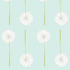 mint dandelion