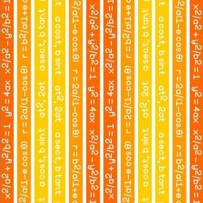 04655653 : equation stripes : yellow orange vermilion