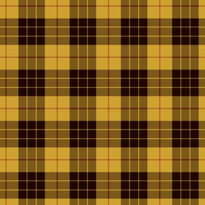 "2"" scale MacLeod greyed tartan"