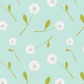 dandelion scatter mint