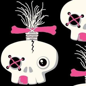 Abby Skull / pink