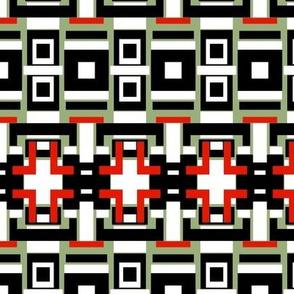 Interlaced Strips