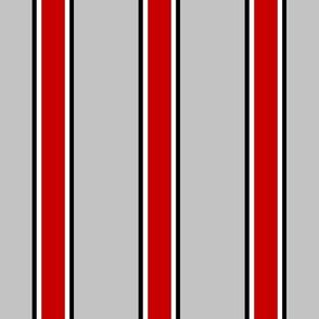 Ohio State stripe