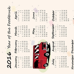 2016 Year of the Foodtruck