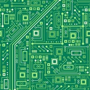 Short Circuit (Green)