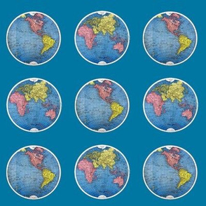 Danita's World In Dots