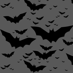 bats (grey background)