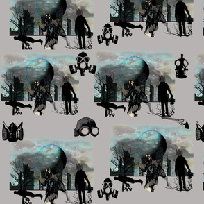 Post Apocalyptic Toile