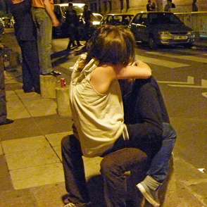 Young Love in Paris