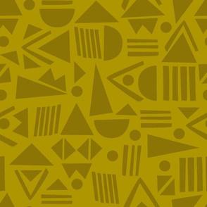 Mustard Shape Party