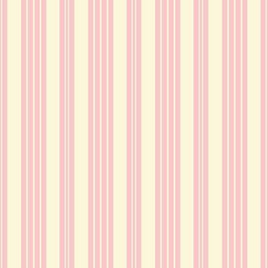 French Ticking ~ Dauphine and Hameau