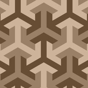 tri-arrow 3 : grey