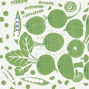 garden bounty (green)