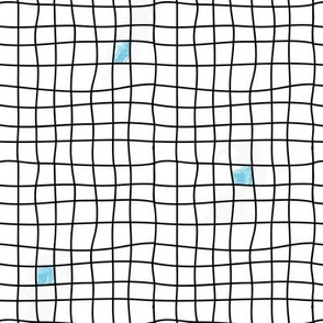 Tiles & Blue - Carreaux & bleu