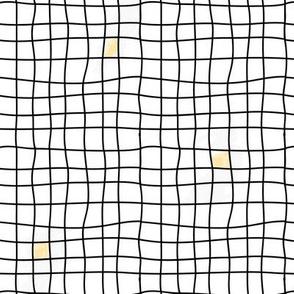 Tiles & Yellow - Carreaux & Jaune