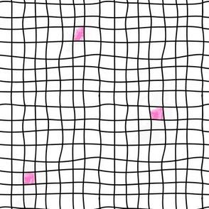 Tiles & Pink - Carreaux & Rose