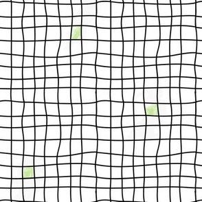 Tiles & Green - Carreaux & Vert