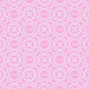 Delicately Speaking Pink 1 -Medium