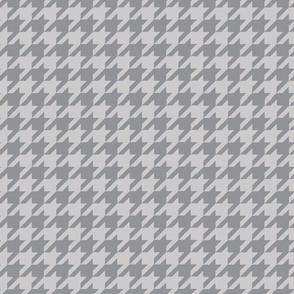 Grey Houndstooth