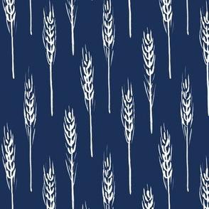 wheat - Indigo