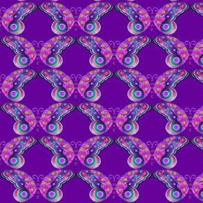 Purple Butterfly Aware